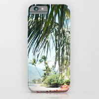 iPhone & iPod Case featuring Aloha Sugar Beach by Sharon Mau