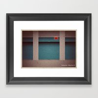 Breaking Bad - Gliding O… Framed Art Print