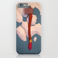 iPhone & iPod Case featuring Axe by Uzuric