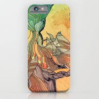 Wave of Thought iPhone 6 Slim Case