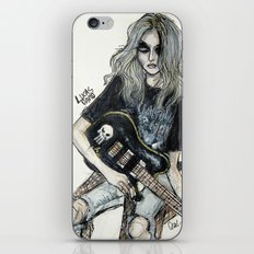 This Is A Rock Band iPhone & iPod Skin