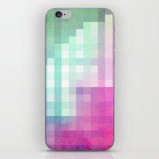 Pixel 3 iPhone & iPod Skin