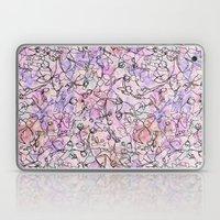 Scattered Floral Laptop & iPad Skin