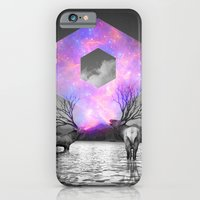 iPhone Cases featuring Made of Star Stuff by soaring anchor designs