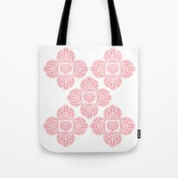 HEART PATTERN Tote Bag