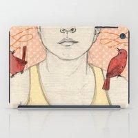 The Messengers iPad Case