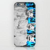 Triple Trouble iPhone 6 Slim Case