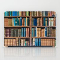 Antique First Edition Bo… iPad Case