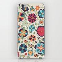 En El Traje De Un Payaso iPhone & iPod Skin