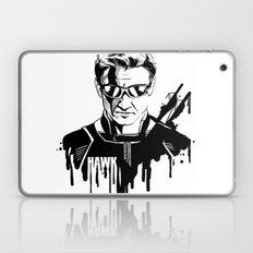 Avengers in Ink: Hawkeye Laptop & iPad Skin