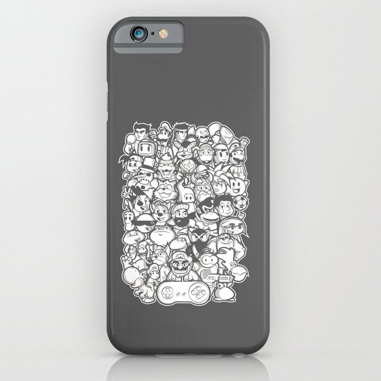 Super 16 bit  iPhone & iPod Case