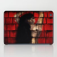Washed Up And Left Out To Dry (Red no words) iPad Case