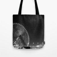 State Fair Of Texas Ferr… Tote Bag