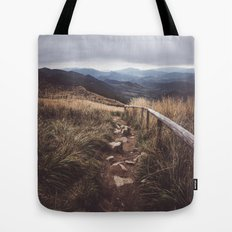 Restless Wanderer Tote Bag