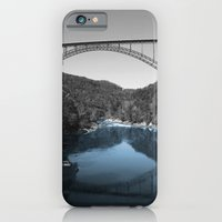 iPhone & iPod Case featuring New River Teal? by Smileyface Photos