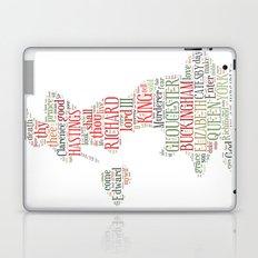 Shakespeare's Richard III  Laptop & iPad Skin