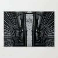 Don´t Look Back Canvas Print
