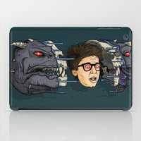 Terror Dog iPad Case