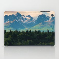 Escaping from woodland heights iPad Case