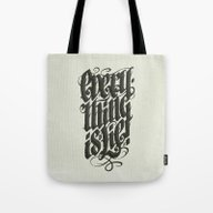 Tote Bag featuring Everything... by Dr. Lukas Brezak