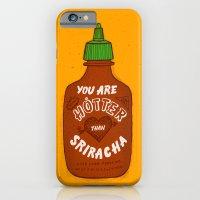 Sriracha Valentine iPhone 6 Slim Case