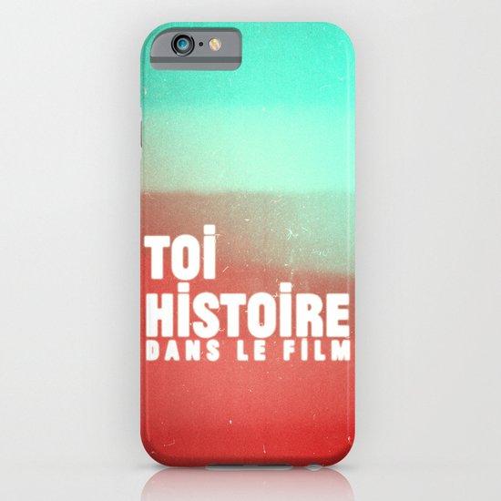 toi histoire dans le film iPhone & iPod Case