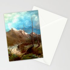 Soguk Nehir Stationery Cards