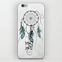 Poetic Key of Dreams iPhone & iPod Skin
