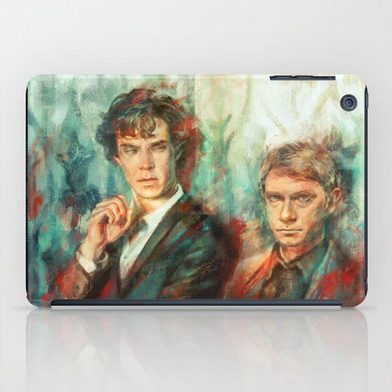 Ghosts iPad Case