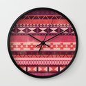 Native Spirit (alternate) Wall Clock