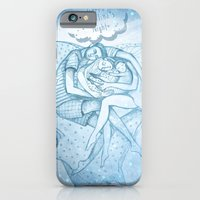 Happy Valentine's Night iPhone 6 Slim Case