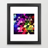 Ryzpykt Framed Art Print