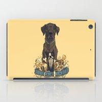 Dogs1 iPad Case