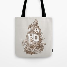 Crystal Mountain - 2 Tote Bag