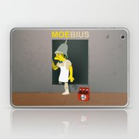 coupling up (accouplés) Moe-bius Laptop & iPad Skin