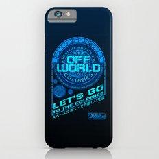 Off World Slim Case iPhone 6s