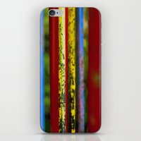 Bars iPhone & iPod Skin