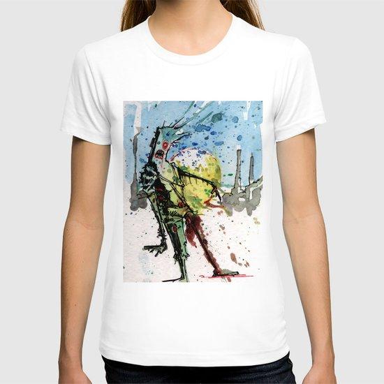 desert zombie T-shirt