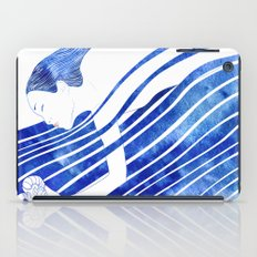 Water Nymph LXV iPad Case