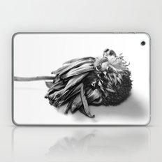 DEAD FLOWER - SCHWARZ/WEISS Laptop & iPad Skin