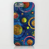 Full Of Golden Dots - Co… iPhone 6 Slim Case