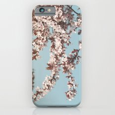 Cherryblossoms against the blue sky Slim Case iPhone 6s