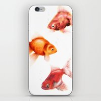 Peces iPhone & iPod Skin