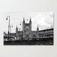 Temple Meads Train Stati… Canvas Print