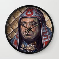 Thulsa Doom Wall Clock