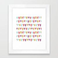 Butterfly Garden - Bunti… Framed Art Print