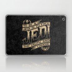 To Be A Jedi Laptop & iPad Skin