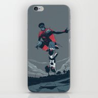 Rodney Mullen iPhone & iPod Skin