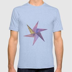 Cloudscape II Mens Fitted Tee Athletic Blue SMALL