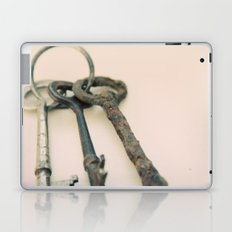 Skeleton Keys Laptop & iPad Skin